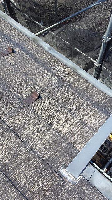 屋根洗浄4