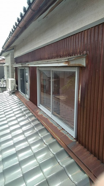 金沢市粟崎町 築27年の住宅の現場調査にいきました!