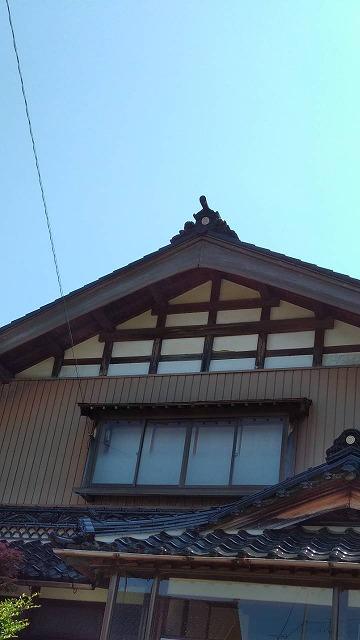 白山市長竹町 築28年の住宅の現場調査に行きました