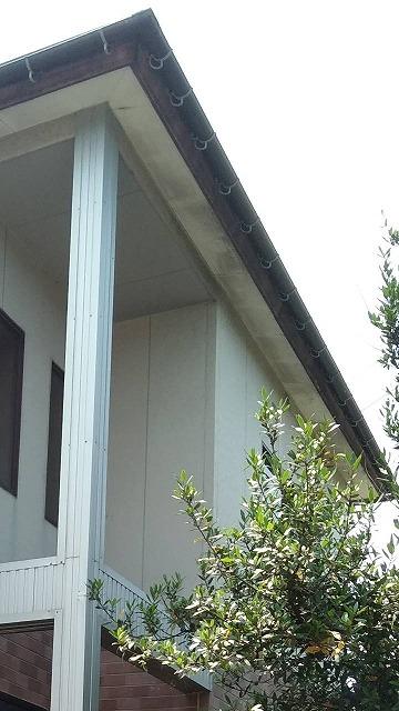 金沢市三十苅町の住宅の上裏補修の依頼をうけ現場調査にきました